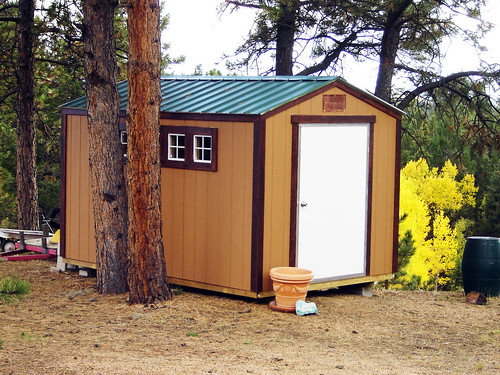 Garden 6 Ranch Sunset Sheds And Garages Colorado