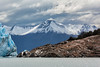 View from Lago Argentino