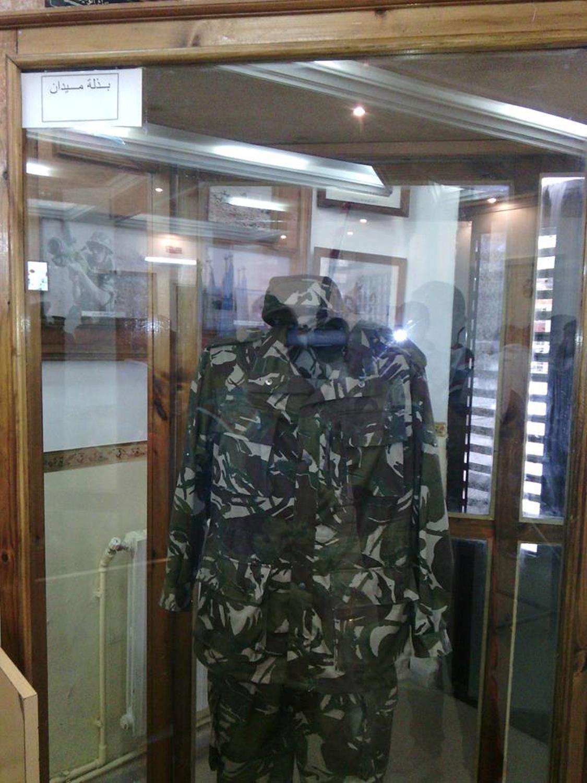 البذلات الجيش الوطني الشعبي الجزائري [ ANP / GN / DGSN / Douanes ]  26573196383_8d6a699ce8_o