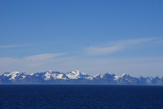 The island of Moskenesøya