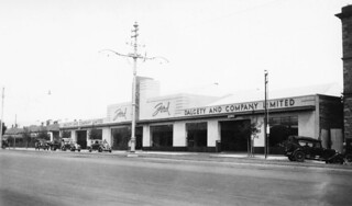Dalgety and Company, Wakefield Street, Adelaide, 1938