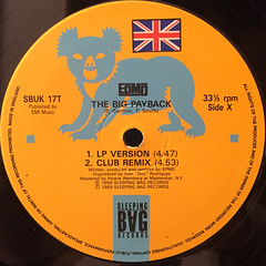 EPMD:THE BIG PAYBACK(LABEL SIDE-A)
