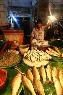 Khulna Market