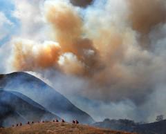#WheatlandFire Requires Multiple Agencies to Stop
