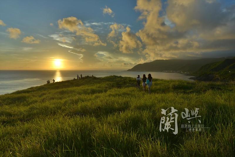 蘭嶼攝影-青青草原