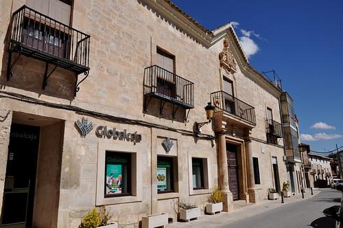 Corral de Almaguer (Toledo). Casa Higueras