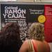 Inauguració de l'exposició Jo vaig anar al Ramon y Cajal de la COV