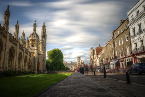 cambridge | by mariusz kluzniak