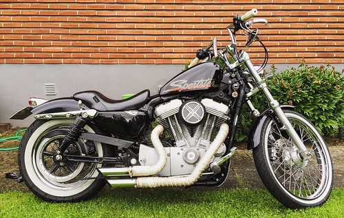 Harley Davidson Sportster -07