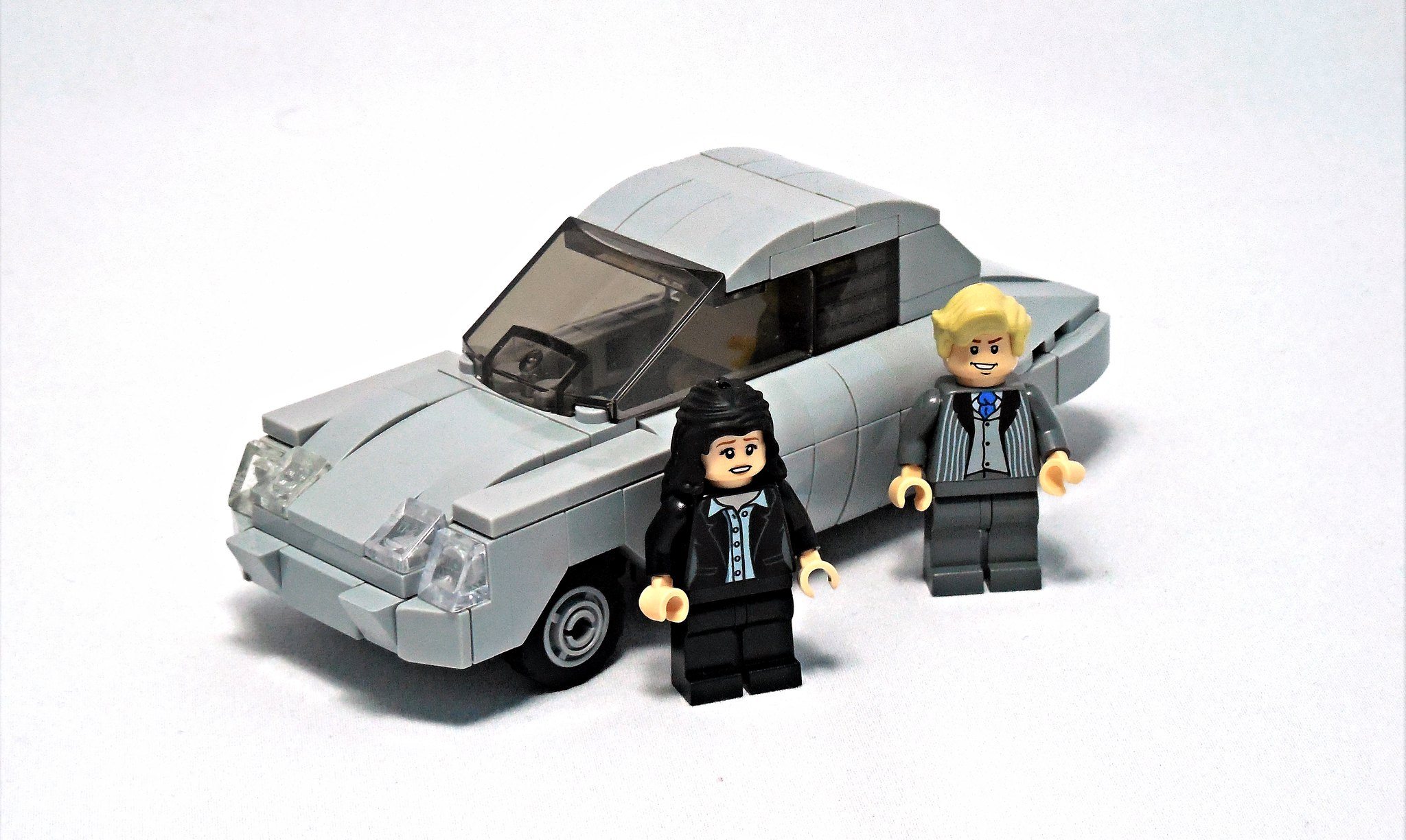 LEGO® MOC by Vitreolum: The Mentalist