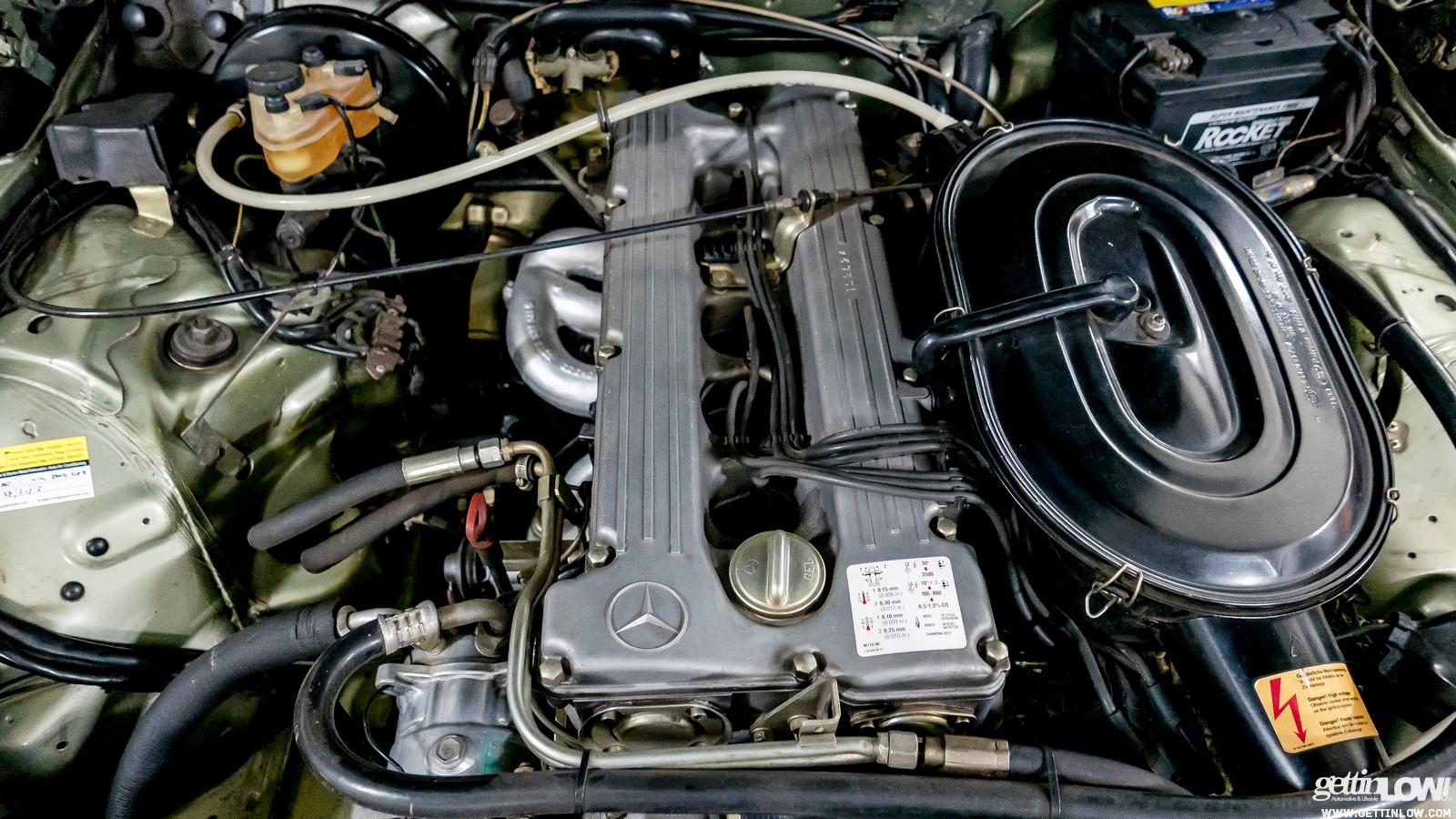 Mercedes Benz W123