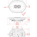 Speaker Dimensions