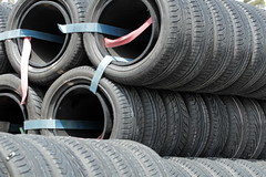 tire, automotive tire, automotive exterior, natural rubber, synthetic rubber, tread,