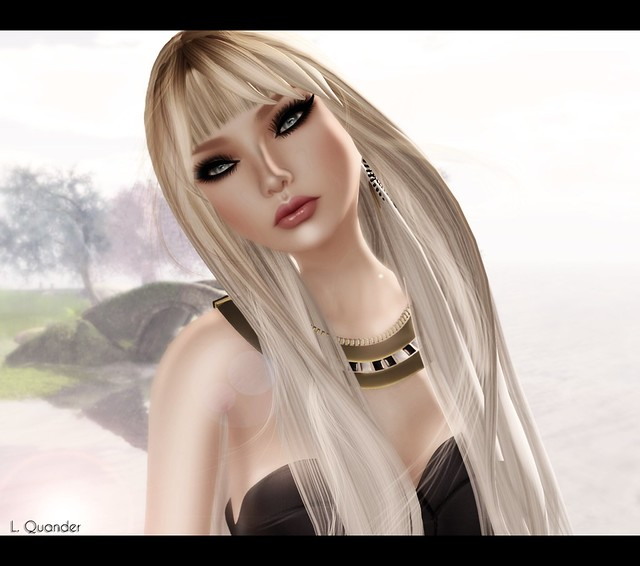 C88 may - Glam Affair - Margot - Europa 01 - Light Brown and -LaViere- Misa With Bangs-GoldenRoots