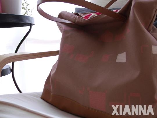 Bolso hecho a mano Xianna / Xianna handmade bag