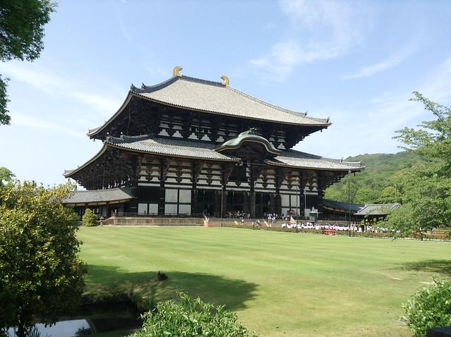 todaiji temple.