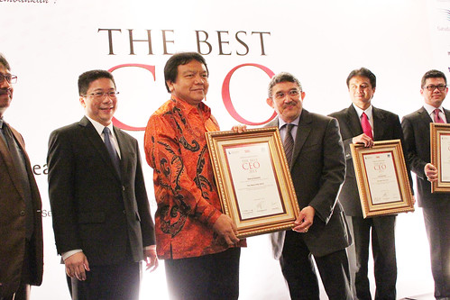 The Best CEO 2013: Harry Sutanto.