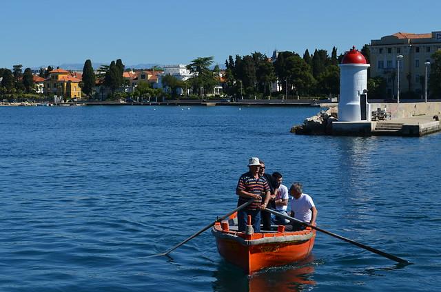 Ferryman, Zadar