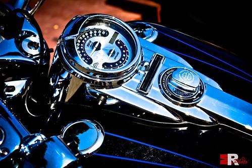 Harley Davidson Chrome-Mph