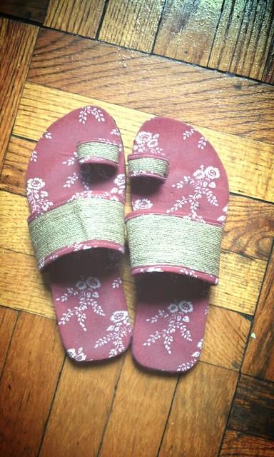 Sandals - edited