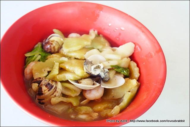 [南投竹山]阿蓮手工海鮮麵疙瘩–好Q好好吃