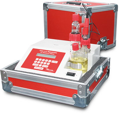 Flight Case for Scientific Equipment