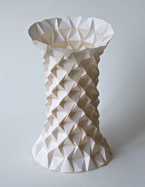 Tessellated Vase