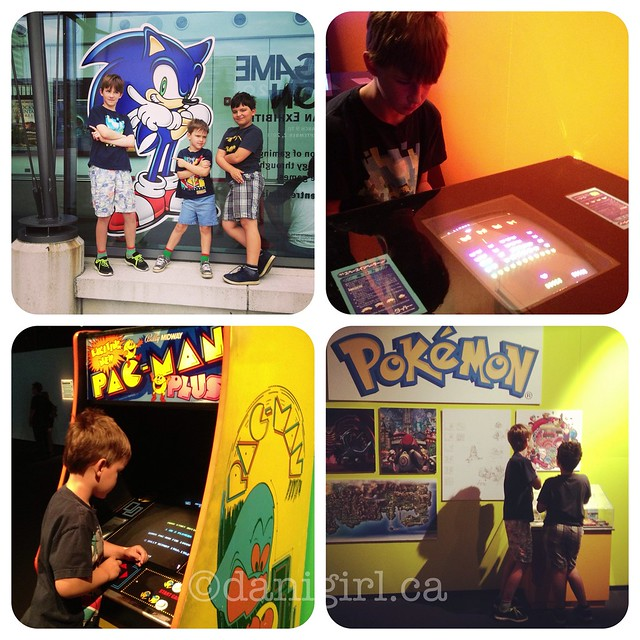 Game On 2.0 at the Ontario Science Centre