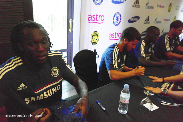 chelsea asia tour 2013 players