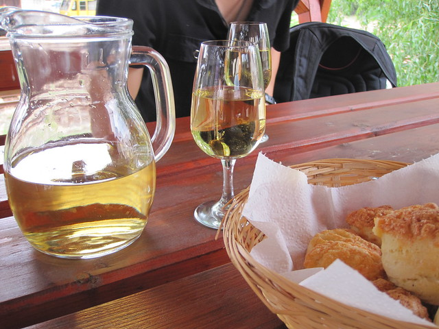 Wine & snacks for all | Tokaj, Hungary