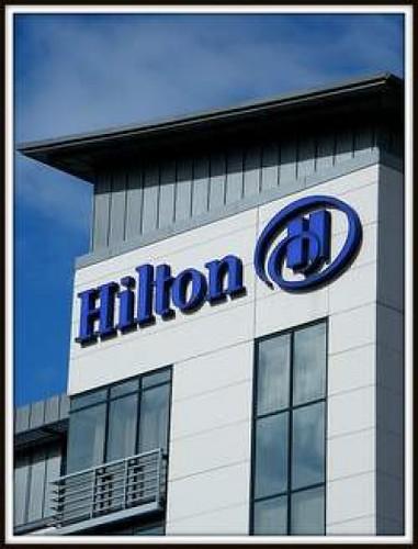 Hilton brothel