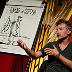 Book Festival Illustrator in Residence Barroux |