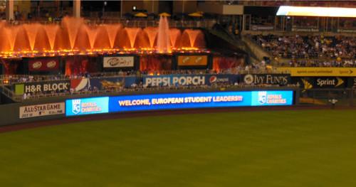 Royals Baseball Game