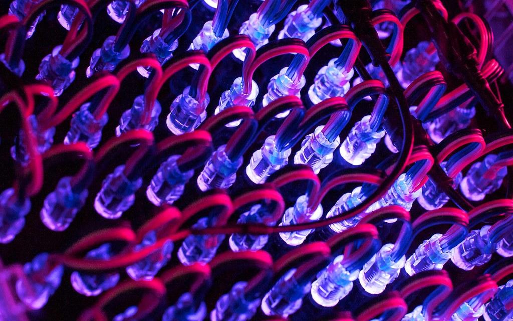 prism LED panel