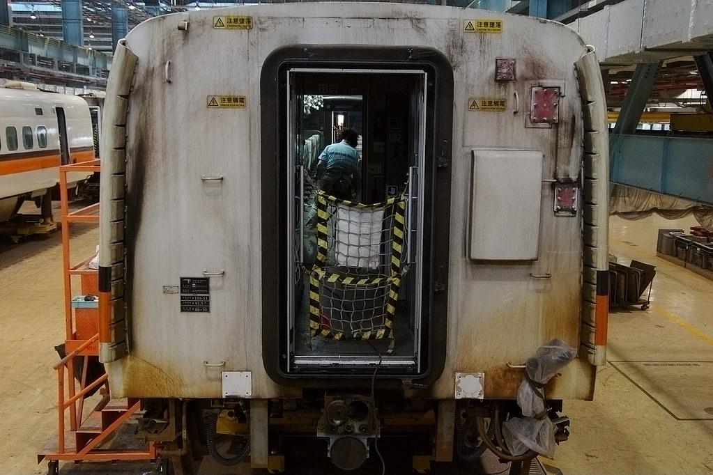 高鐵列車鮮少看到過的另一種面相