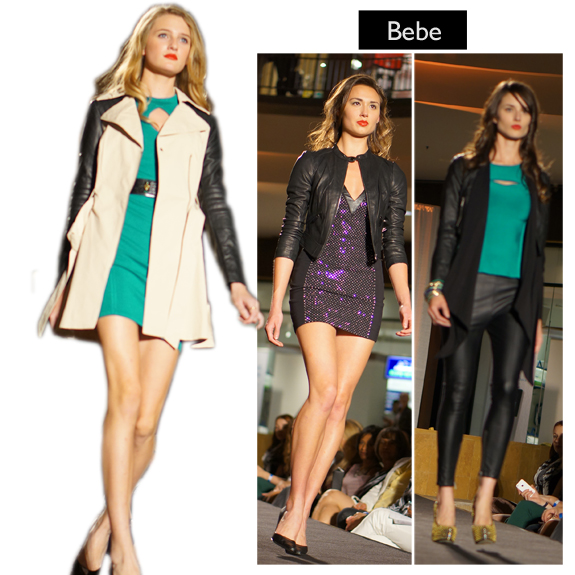 Saint Louis Fashion Week (Fall 2013), Fall into Fashion, Saint Louis Galleria, Bebe c