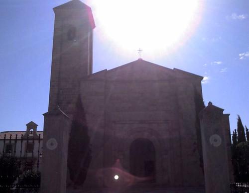 Jaén - Torreperogil - Ermita de la Misericordia 38 2' 15 -3 16' 55