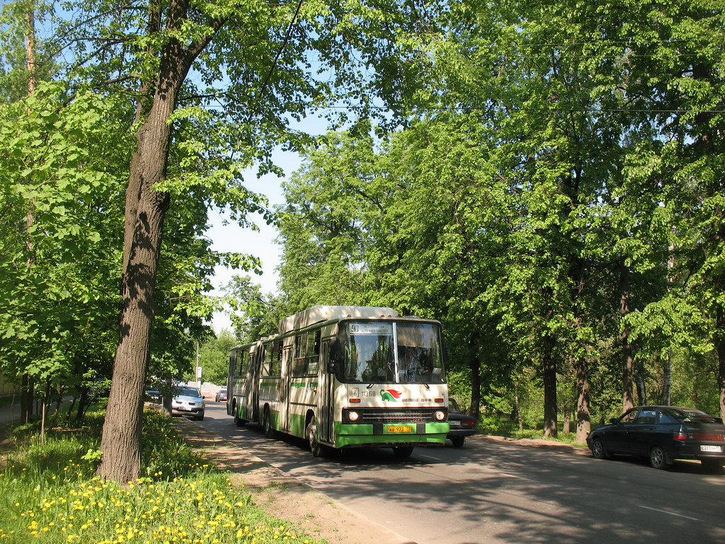Moscow bus  Ikarus-280.33M  11368 20070522 146