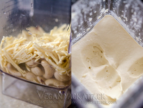 Vegan Mozzarella Cheese Sauce