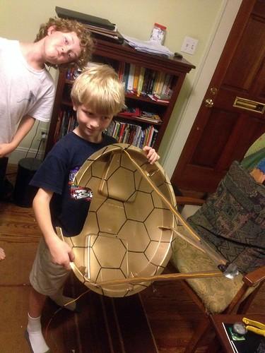 Building a JWST costume