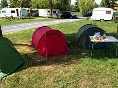 Camping au Bord de l'Aisne