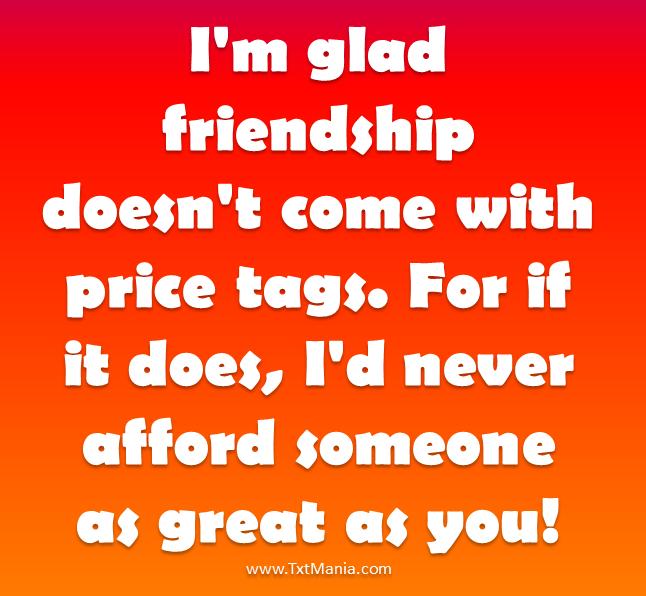 Friendly SMS