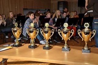Lilla Brassbandfestivalen 2013 - Pokaler till solisttävlingen