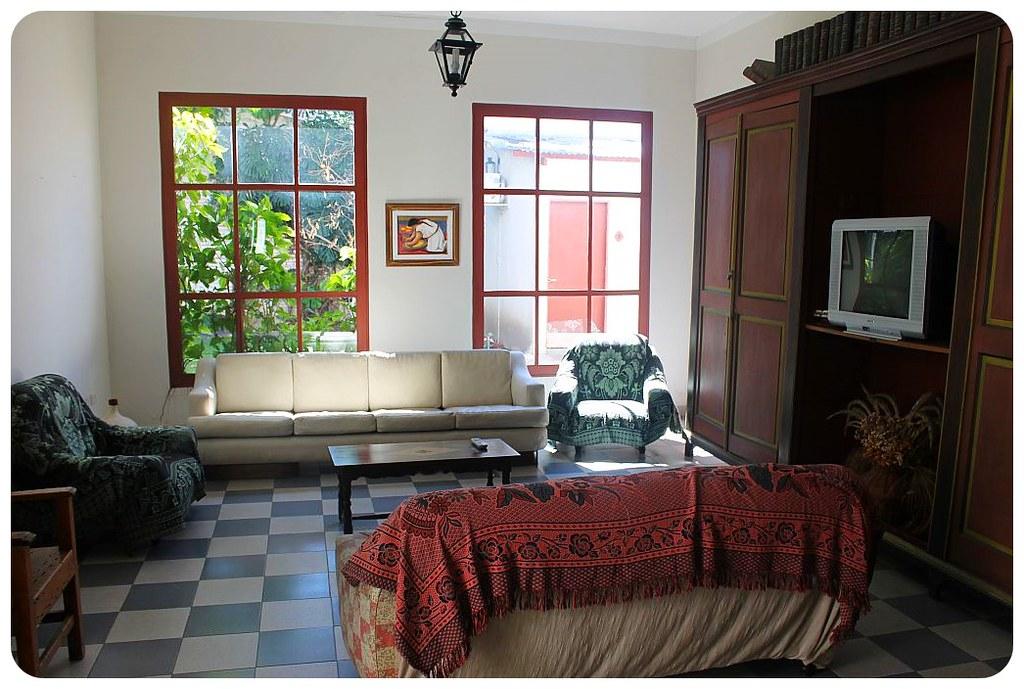 salta posada casa borgona lounge