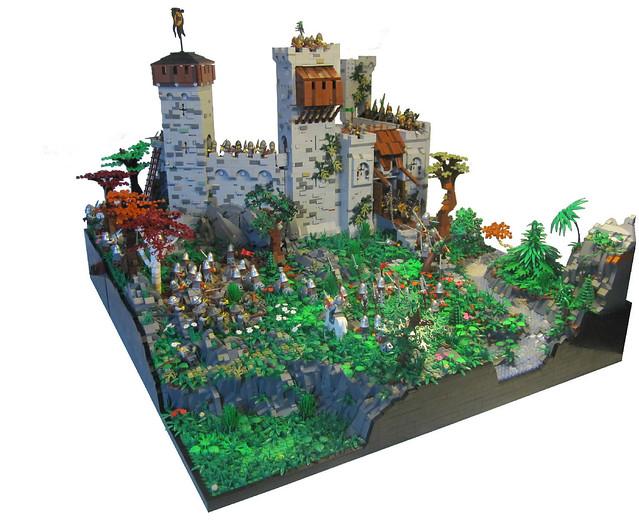 Bulls Head Castle