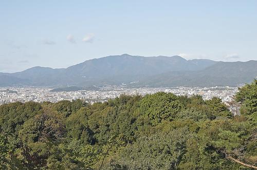 【写真】2013 紅葉 : 将軍塚大日堂/2020-07-26/IMGP3331