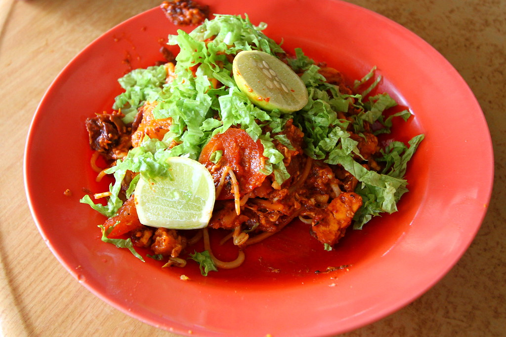 Penang Food Guide: The Mee Goreng Look Great!