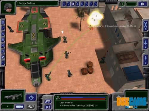 UFO: Alien Invasion fuerza élite
