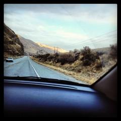 Roadtrippin'.  #ontheroadagain #wapatopointresort #familytime