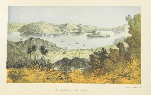 Image taken from:  Title: New Zealand; or Zealand...